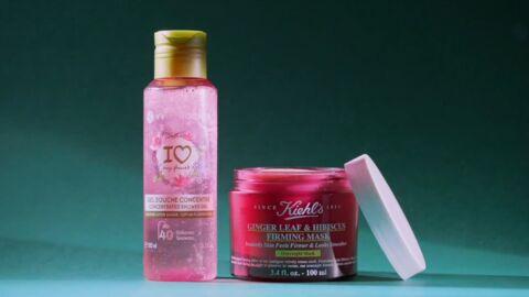 Nos beauty crushs: le gel douche concentré Yves Rocher et le masque nuit Kiehl's
