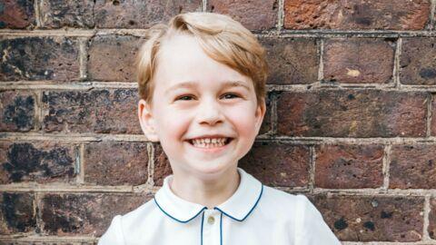 Le prince George: ce petit détail qui vous a échappé sur la photo de ses 5 ans