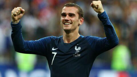 Mondial 2018: l'incroyable bijou qu'Antoine Griezmann a créé pour les Bleus après leur victoire