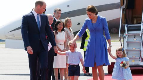 Le prince George : ce que le prince William et Kate Middleton redoutent de lui dire