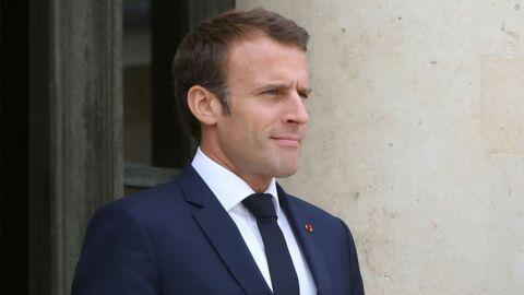 Emmanuel Macron réapparaît avec une personnalité: découvrez laquelle