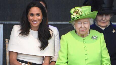 Meghan Markle: cette fois où elle a désobéi à la reine Elizabeth II