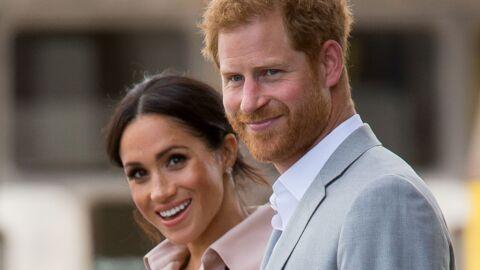 Prince Harry et Meghan Markle: l'incroyable histoire qui se cache derrière le dernier cadeau d'Elizabeth II