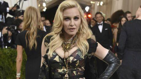 Madonna: un mannequin l'accuse de l'avoir harcelé pendant deux ans