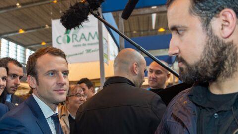 Affaire Benalla: Emmanuel Macron ironise sur sa supposée relation avec son ex-garde du corps