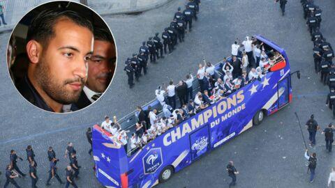 Alexandre Benalla serait responsable du défilé raté des Bleus sur les Champs-Elysées