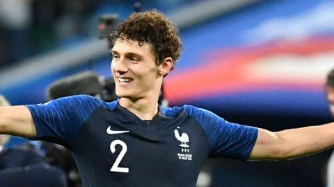 Benjamin Pavard: après la Coupe du monde, le footballeur reçoit une autre sublime récompense