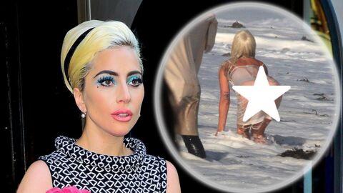 PHOTOS Lady Gaga: les coulisses ULTRA HOT de son shooting en lingerie révélées