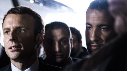 Alexandre Benalla: comment il a écarté les autres chargés de la sécurité d'Emmanuel Macron