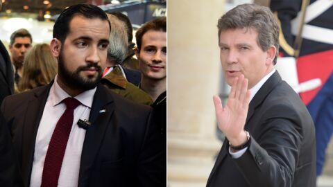 Alexandre Benalla: pourquoi il a été viré par Arnaud Montebourg après seulement une semaine