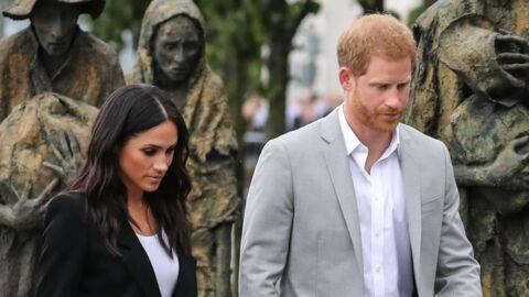 Meghan Markle et le prince Harry: l'annonce qui risque de les attrister