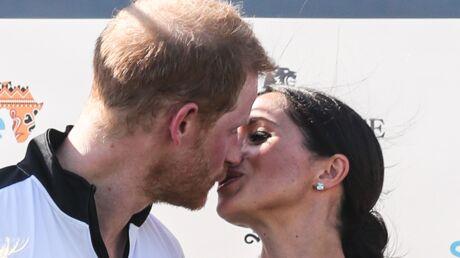 PHOTOS Meghan Markle et le prince Harry s'embrassent en public: les clichés craquants