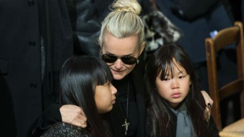 PHOTOS Joy Hallyday : premier anniversaire difficile sans son papa Johnny