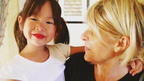 Joy Hallyday a 10 ans: découvrez le message trop mignon de sa grand-mère, Françoise Thibaut