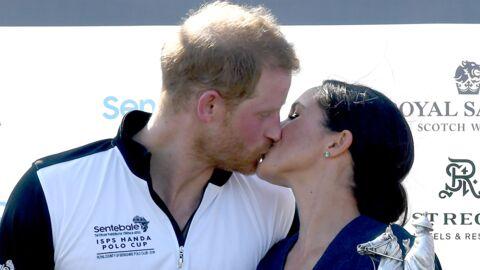 Le prince Harry et Meghan Markle ont-ils enfreint le protocole en s'embrassant en public?
