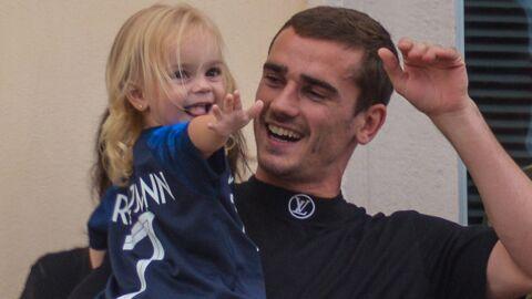 Antoine Griezmann dévoile un moment adorable avec sa fille Mia, les internautes en redemandent