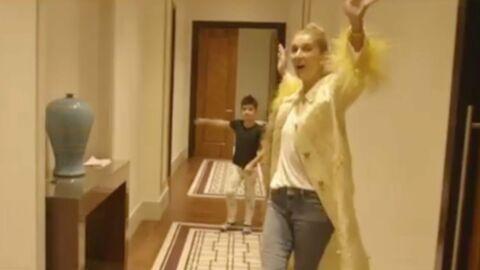 Céline Dion: son moment trop mignon avec ses jumeaux juste avant un concert