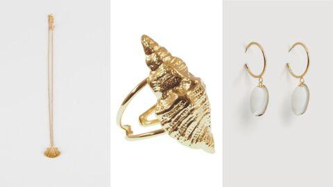 Bijoux: 20 bijoux coquillages à shopper pour prolonger ses vacances