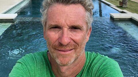 Denis Brogniart pris dans un tremblement de terre pendant ses vacances