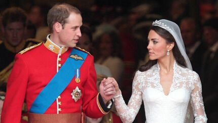 Kate Middleton et le prince William ont rompu avec la tradition durant leur nuit de noces