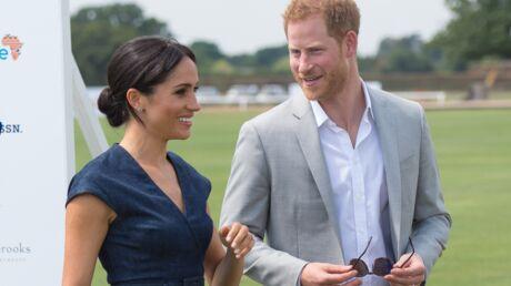 VIDEO Meghan Markle et le prince Harry pris d'un énorme fou rire en plein spectacle