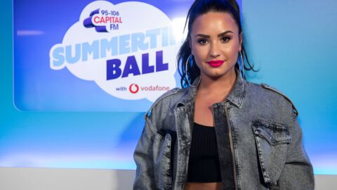 PHOTO Demi Lovato souriante après son overdose, elle va mieux!