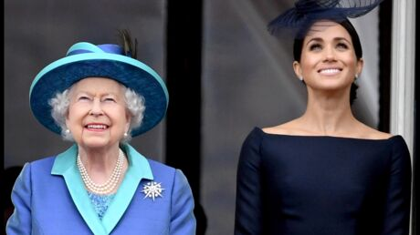 Meghan Markle: son point commun avec la mère de la reine Elizabeth II