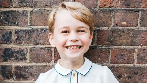 Le prince George classé parmi les 30 Britanniques les mieux habillés de l'année