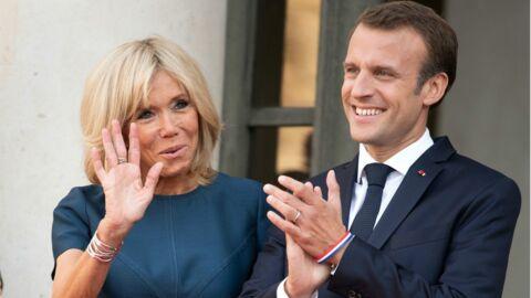 Emmanuel et Brigitte Macron: l'homme qui a installé leur superbe piscine s'exprime