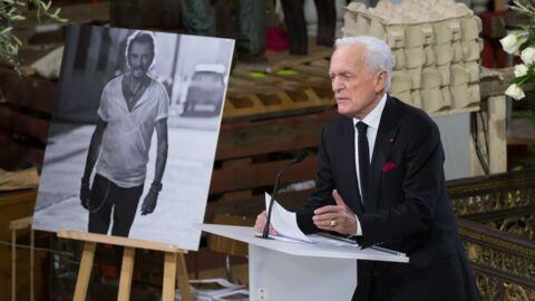 VIDEO Johnny Hallyday: Philippe Labro revient sur l'erreur qu'il a commise à l'hommage à la Madeleine
