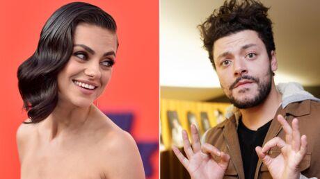 Mila Kunis a tourné dans un film avec Kev Adams, mais elle ne sait pas qui c'est