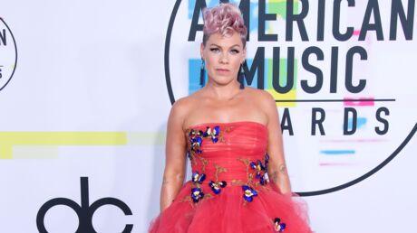 Pink: la chanteuse hospitalisée à cause d'un «virus gastrique»