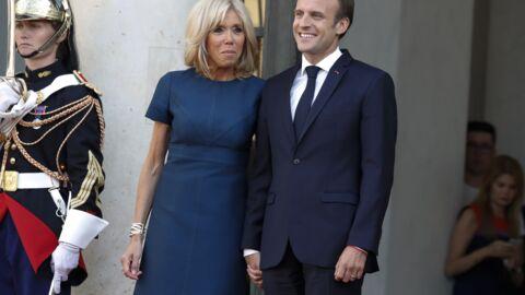 Emmanuel et Brigitte Macron: inquiétude après l'apparition d'un drone au dessus de Brégançon