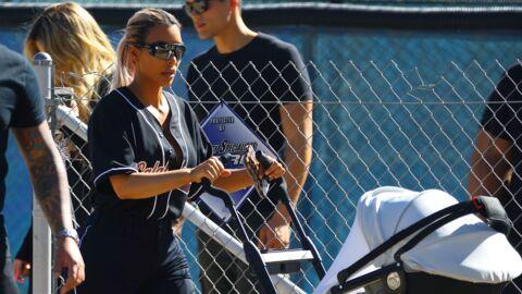 Kim Kardashian balance sur le prénom de sa fille Chicago