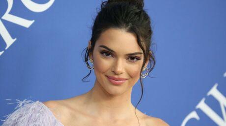 PHOTOS Kendall Jenner: topless en couverture d'un magazine, elle ne cache rien