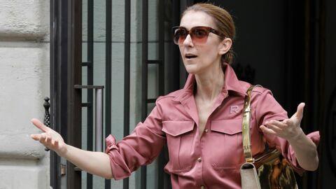 Céline Dion: moment de folie pour la chanteuse, elle pète les plombs en voiturette de golf