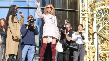 5 façons de porter les cuissardes selon Céline Dion