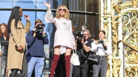 Quand Céline Dion et Katy Perry prennent une photo