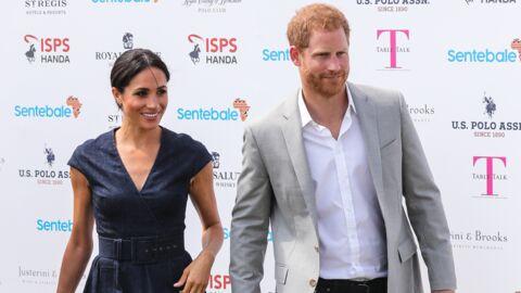 Meghan Markle et le prince Harry lancent un avertissement à leur entourage