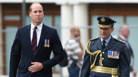 PHOTOS Le prince William en costume civil pour le centenaire de la bataille d'Amiens