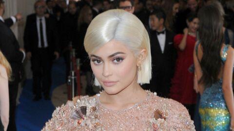 PHOTOS Kylie Jenner fête ses 21 ans en dévoilant la bouille de sa fille, Stormi