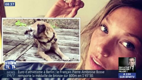 VIDEO Laura Smet raconte comment sa chienne lui a sauvé la vie