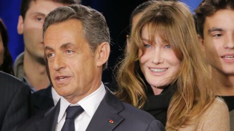 PHOTO Carla Bruni partage un doux moment entre Nicolas Sarkozy et Giulia