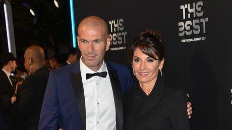 PHOTO Zinédine Zidane: son beau cliché de famille avec sa femme et ses quatre enfants
