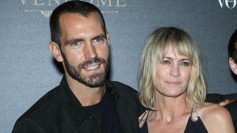 Robin Wright: l'actrice de 52 ans s'est mariée à son amoureux français Clément Giraudet