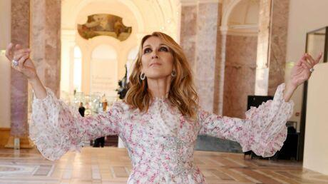 Céline Dion ULTRA SEXY en cuissardes en latex et look très moulant