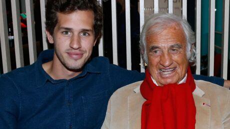 Jean-Paul Belmondo passe le relai à son petit-fils, Victor