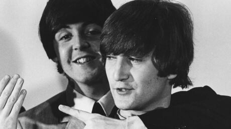 PHOTO Paul McCartney et John Lennon: leurs fils posent ensemble, ils ressemblent BEAUCOUP à leurs pères