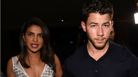 PHOTO Priyanka Chopra et Nick Jonas officialisent leurs fiançailles