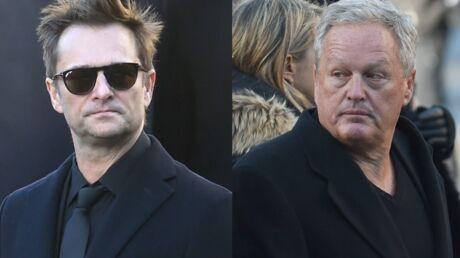Affaire Johnny: André Boudou revient sur son altercation avec David Hallyday le jour des funérailles